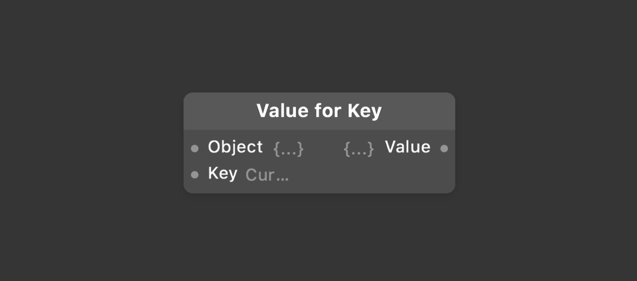 As you start to work with more complex data, you can use the Value at Path patch to combine both indexes and keys.